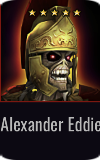Warrior Alexander Eddie