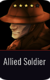 Warrior Allied Soldier