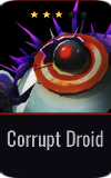 Warrior Corrupt Droid