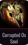 Warrior Corrupted Ox Soul