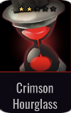 Warrior Crimson Hourglass