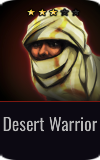 Warrior Desert Warrior
