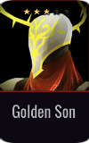 Warrior Golden Son