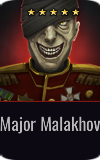 Warrior Major Malakhov