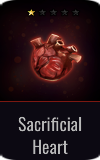 Warrior Sacrificial Heart
