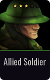 Sentinel Allied Soldier