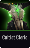 Sentinel Cultist Cleric
