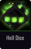 Sentinel Hell Dice
