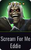 Sentinel Scream For Me Eddie