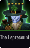 Sentinel The Leprecount