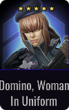 Magus Domino, Woman In Uniform