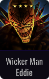 Magus Wicker Man Eddie