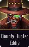 Gunner Bounty Hunter Eddie