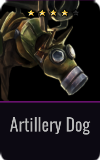 Assassin Artillery Dog