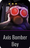 Assassin Axis Bomber Boy