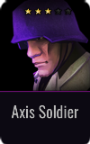 Assassin Axis Soldier