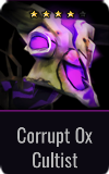 Assassin Corrupt Ox Cultist