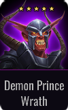 Assassin Demon Prince Wrath