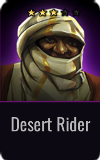 Assassin Desert Rider